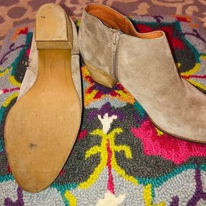 Lucky Brand Shoes - Lucky suede booties